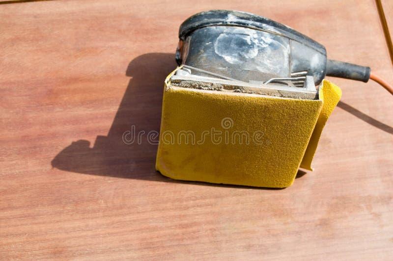 Papier sablé de DIY photo libre de droits