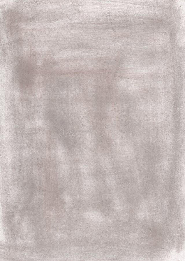 Papier texturisé de fond tiré par la main grunge photographie stock libre de droits