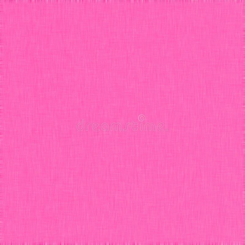 Papier texturisé de toile Feuille de métier de Digital Papier coloré de texture de tissu illustration stock