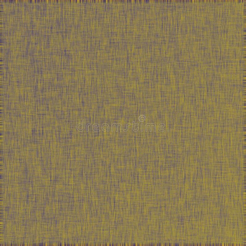 Papier texturis? de toile Feuille de m?tier de Digital Papier color? de texture de tissu illustration stock