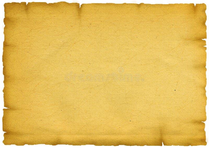 Papier usé illustration stock