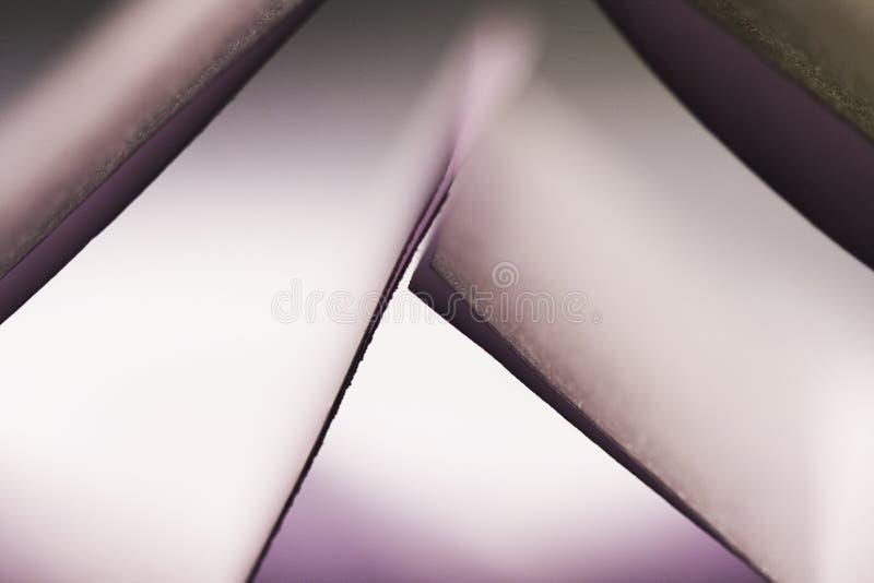 Papierformen stockfotografie