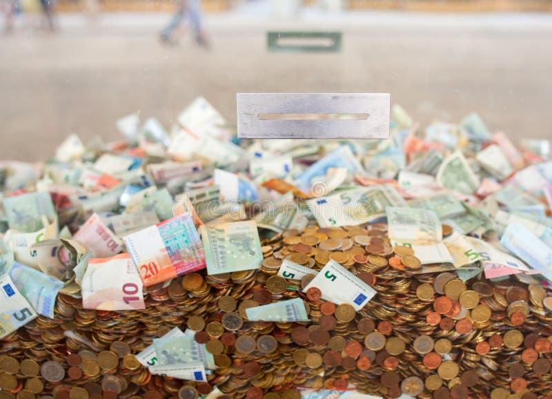 Papiergeld royalty-vrije stock afbeeldingen