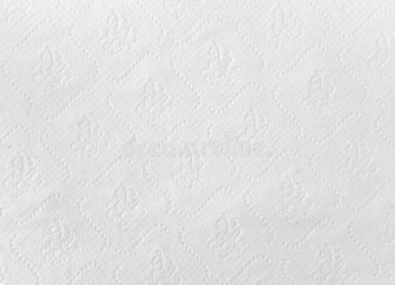 Papierhandtuch-Beschaffenheit Stockfotos