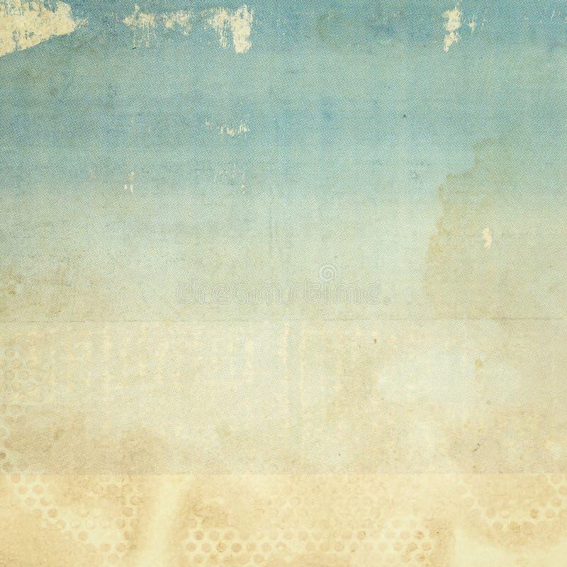 Papierhintergrund stock abbildung