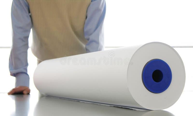 papierkowa robota 2 zdjęcia stock