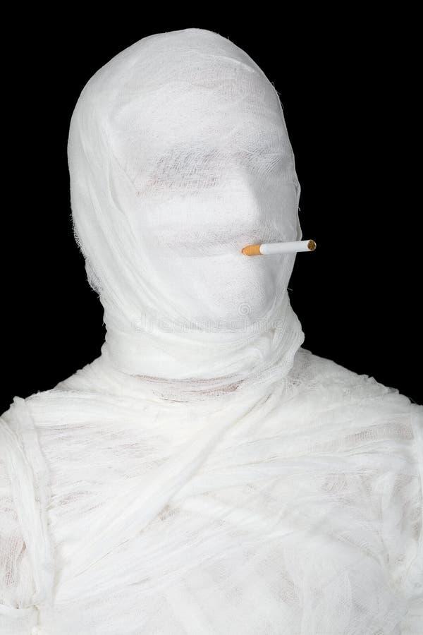 papierosowa mamusia fotografia stock