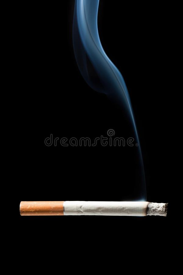 papierosowy dymienie zdjęcia royalty free