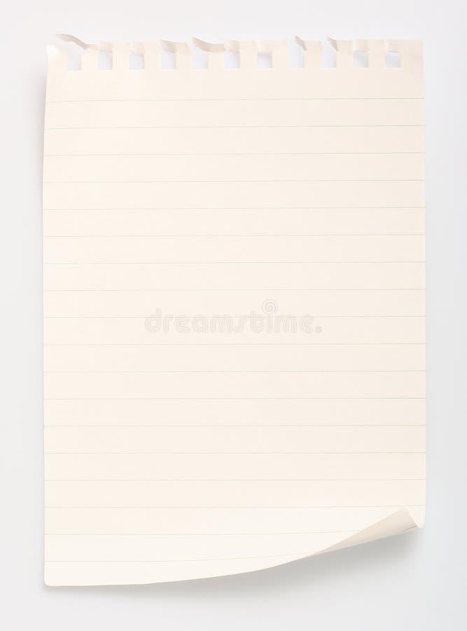 papierową przycinanie drogę zdjęcia royalty free