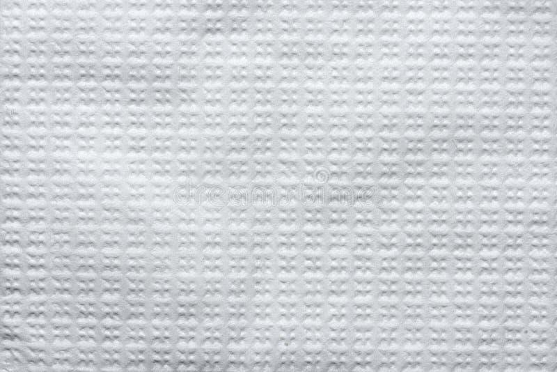 papierowa szorstkiej powierzchni tekstury toaleta zdjęcia stock