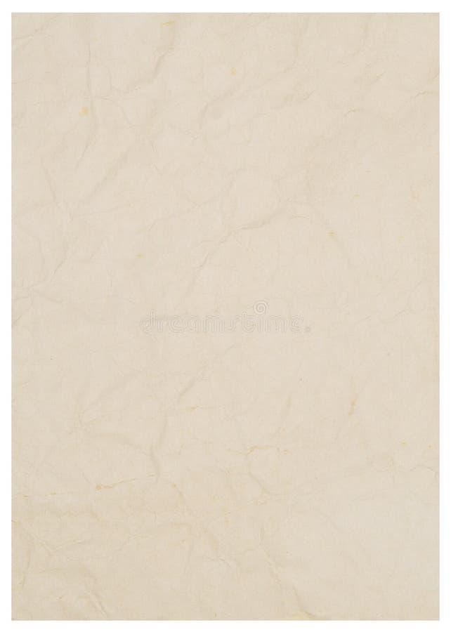 papierowa tekstura obrazy royalty free