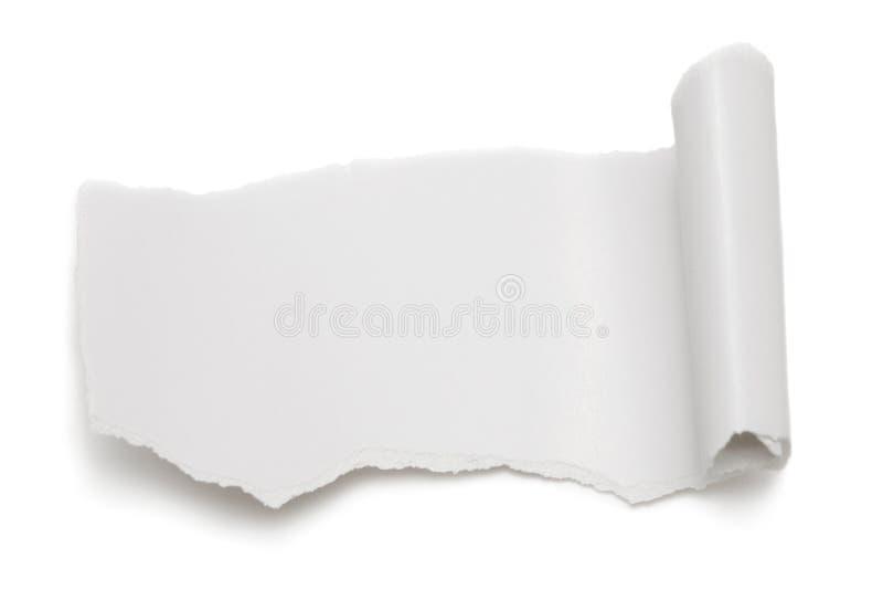 papierowy kawałek zdjęcie royalty free