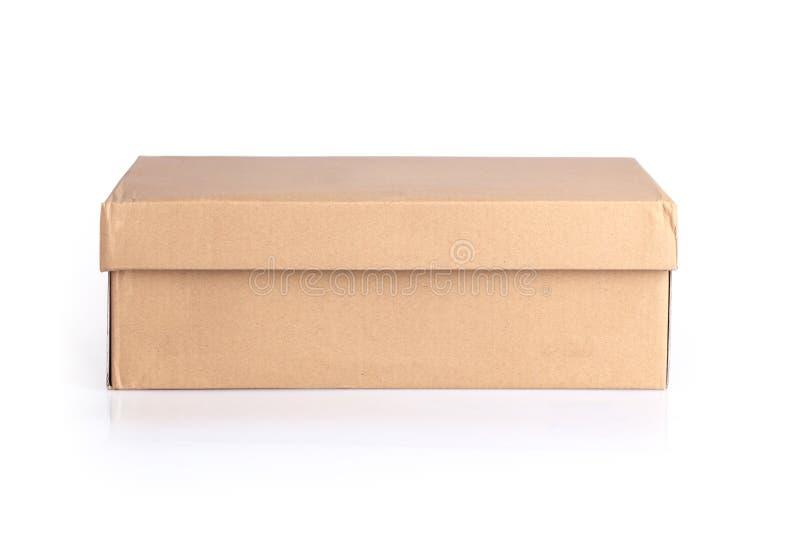 Download Papierowy pakuje pudełko zdjęcie stock. Obraz złożonej z zaciemnia - 28956096