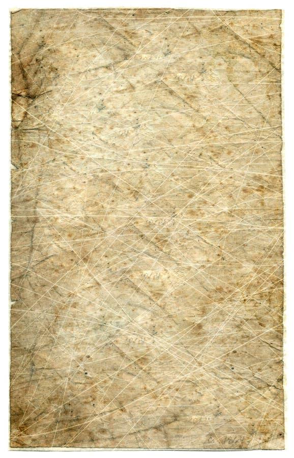 papierowy retro obrazy stock