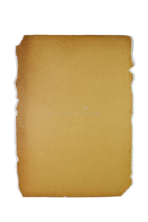 Download Papierowy tło rocznik zdjęcie stock. Obraz złożonej z świadectwo - 24644684