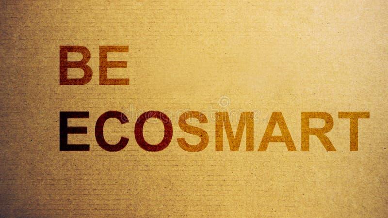 Papierpappbeschaffenheit mit eco intelligente Wörter wie weted mit Wasserhintergrund sein- stockfotos