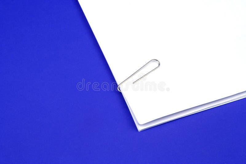 Papiers coupés photo libre de droits