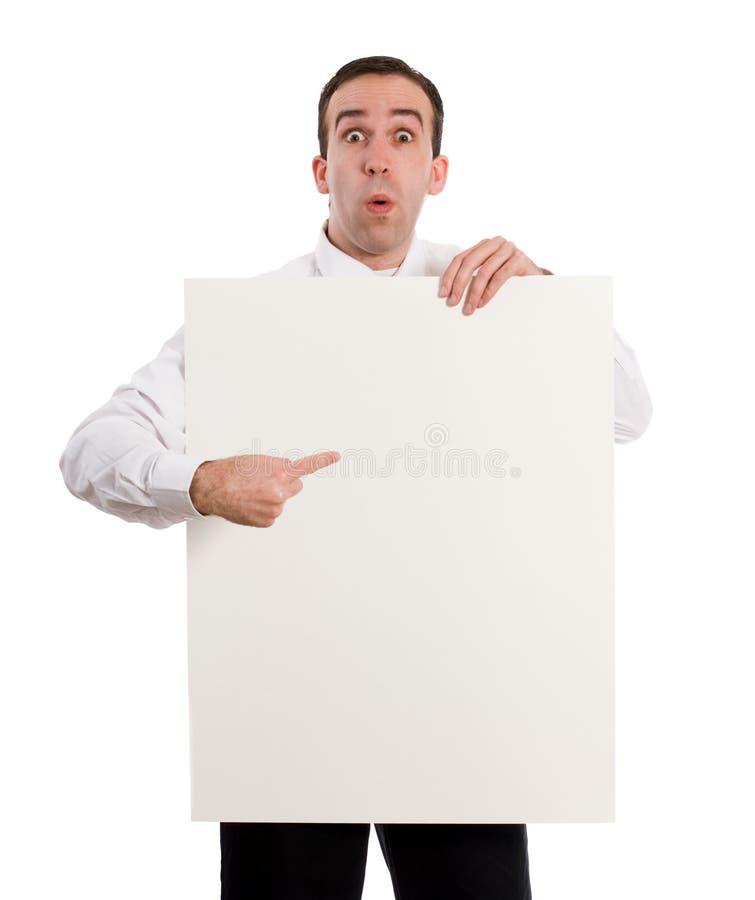 Papierzeichen lizenzfreie stockfotos