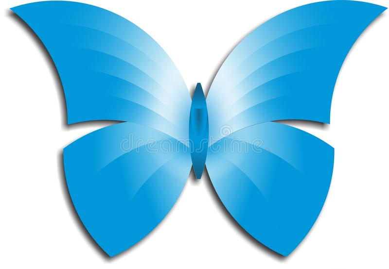 Papillon illustration libre de droits