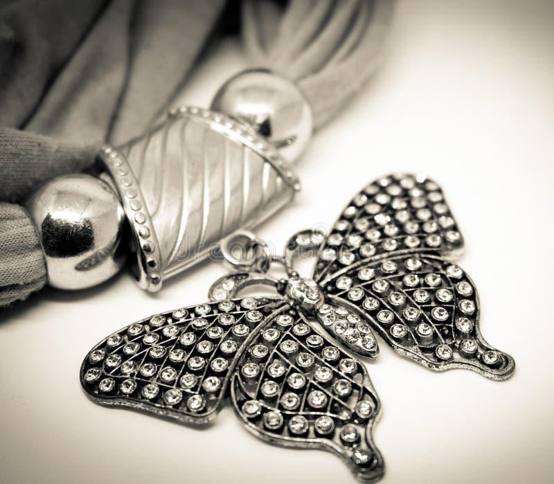 Papillon de ruban images stock
