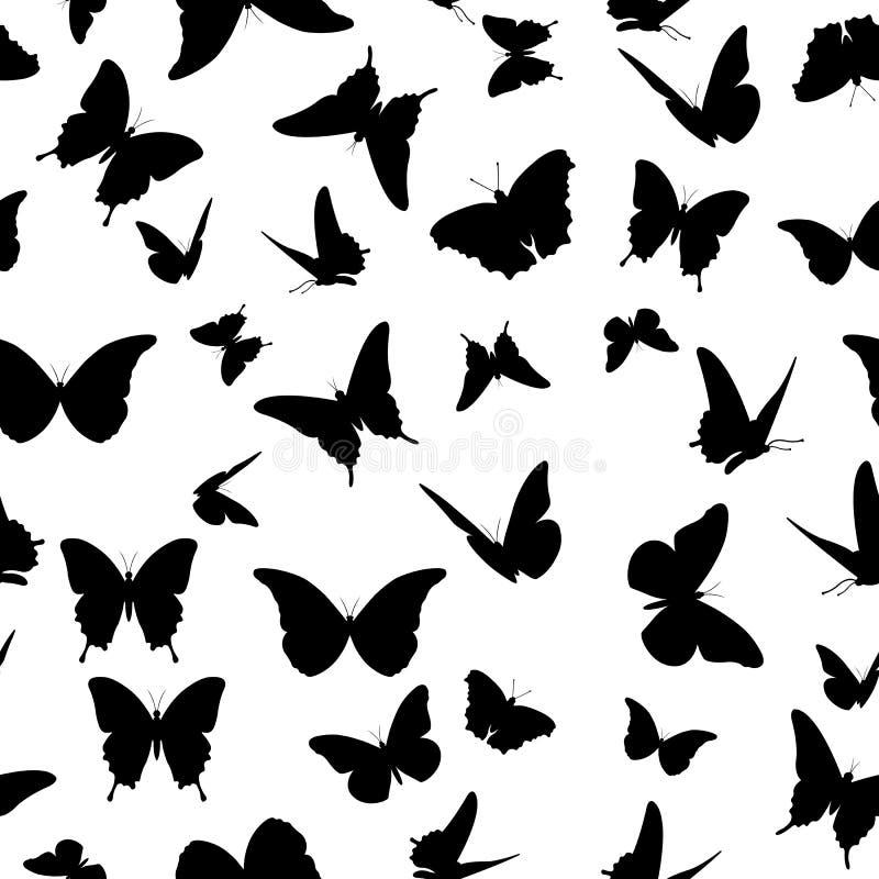 papillons illustration libre de droits