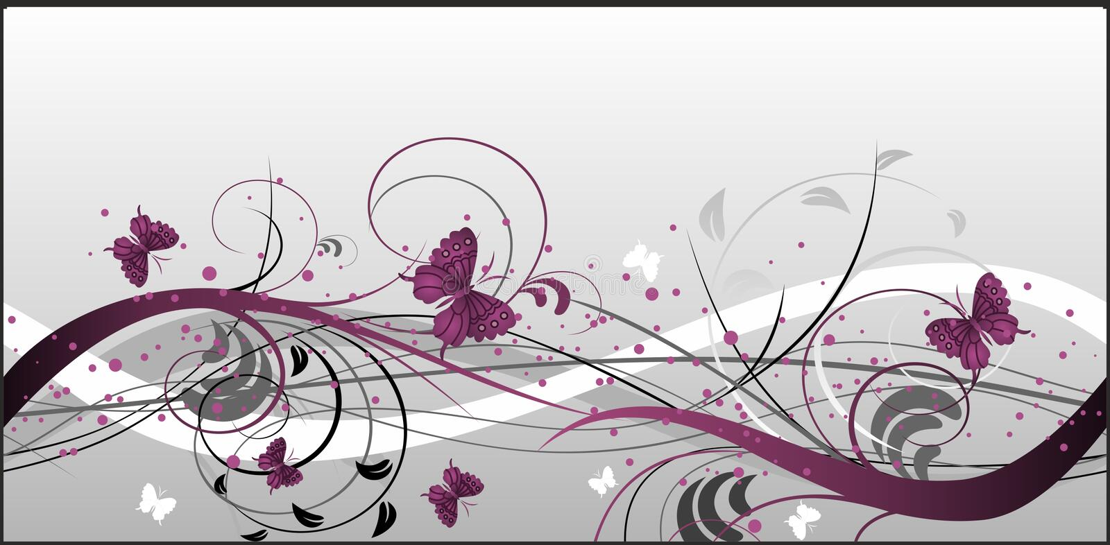 papillons images stock