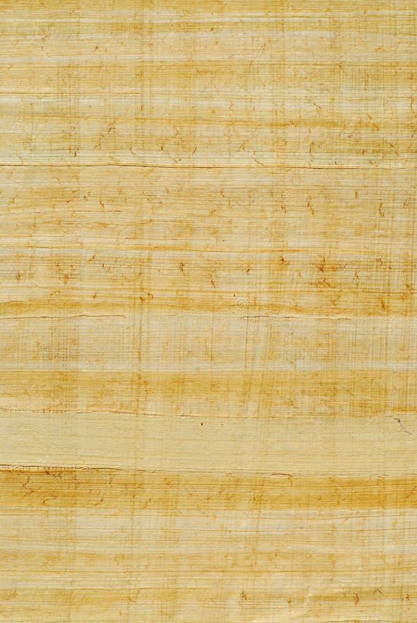 Papiro imagen de archivo