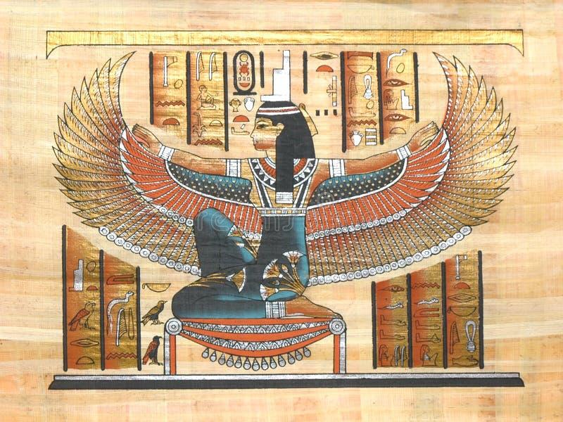 Papiro imagens de stock