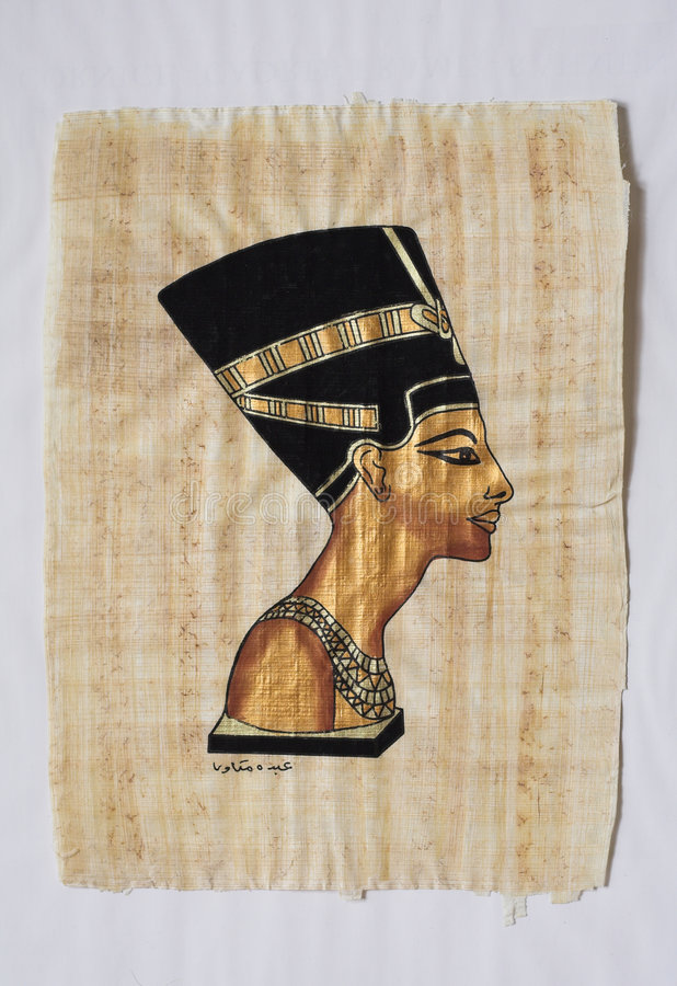 Papiro immagini stock