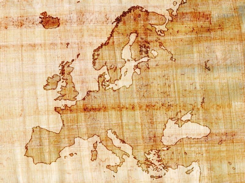 papirus. obrazy stock