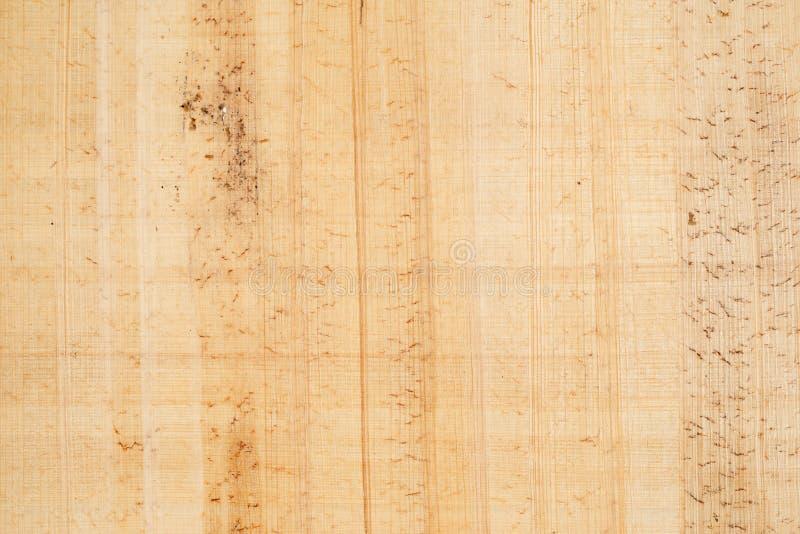 Papirusowa tekstura jako tło zdjęcie stock