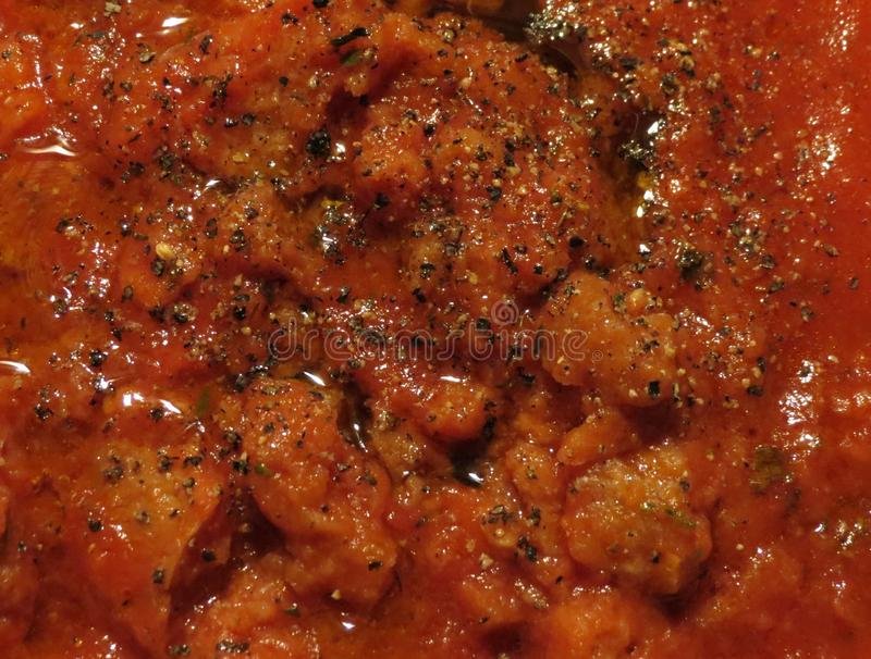Download Pappa al pomodoro soup stock image. Image of traditional - 40092185