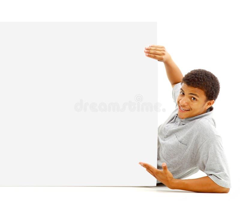 papper человека удерживания стоковое изображение rf
