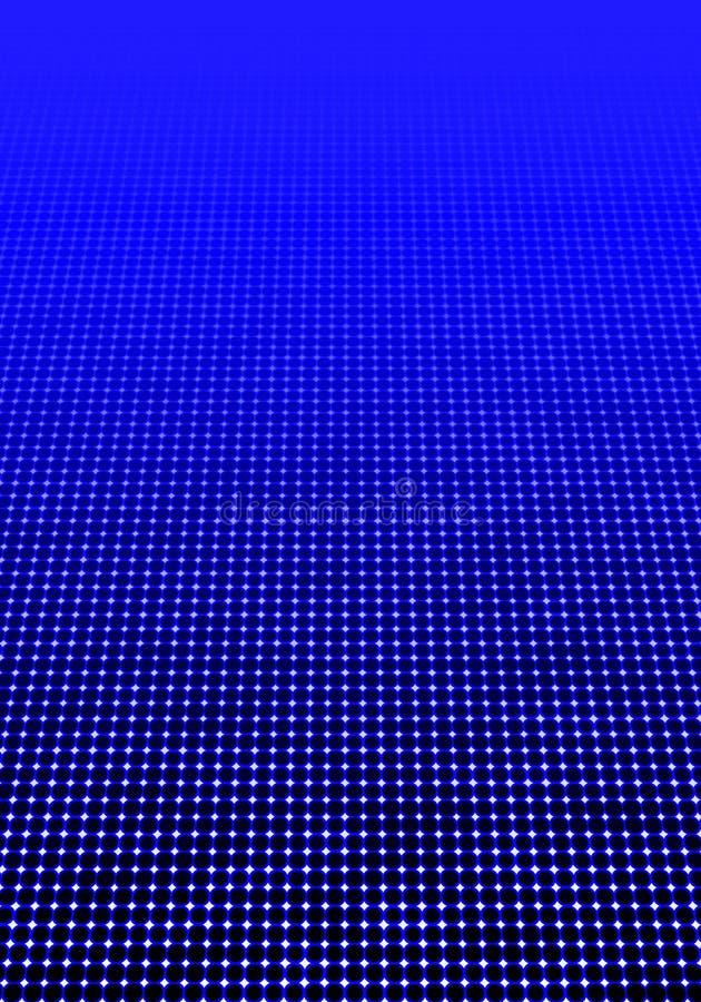 Papper mínimo decorativo geométrico del fondo de semitono punteado foto de archivo