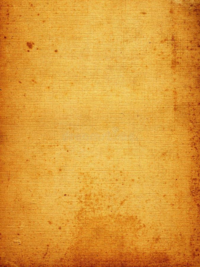 papper texturerade tappning royaltyfri illustrationer