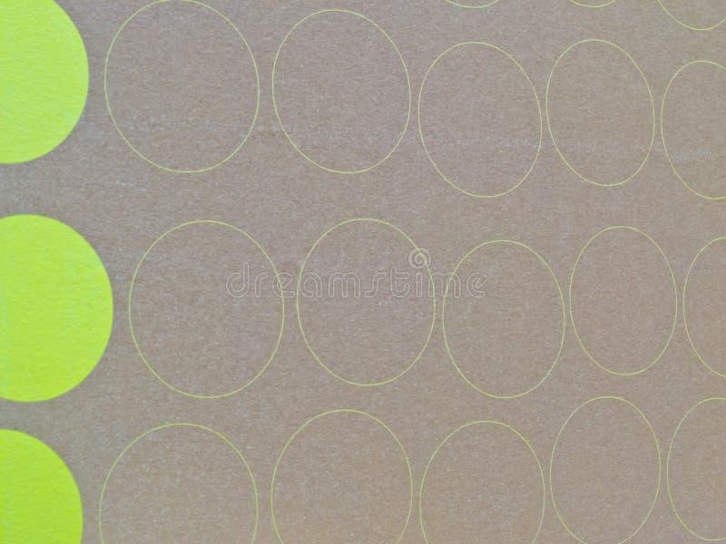 Pappers- design arkivfoto