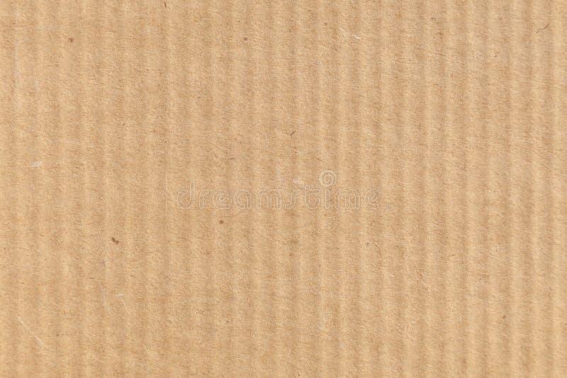 Pappnahaufnahme-Hintergrundbeschaffenheit Browns moderne stockfotografie