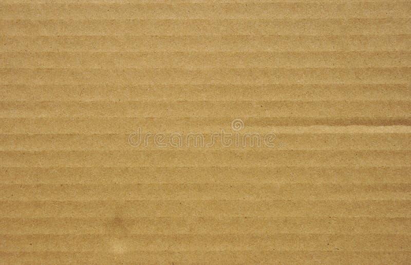 Pappstrukturierter Hintergrund Stockfoto