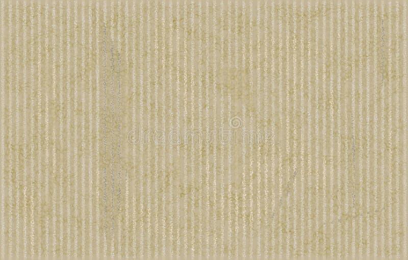 Papptextur med fläckar av att åldras och fläckar royaltyfri illustrationer