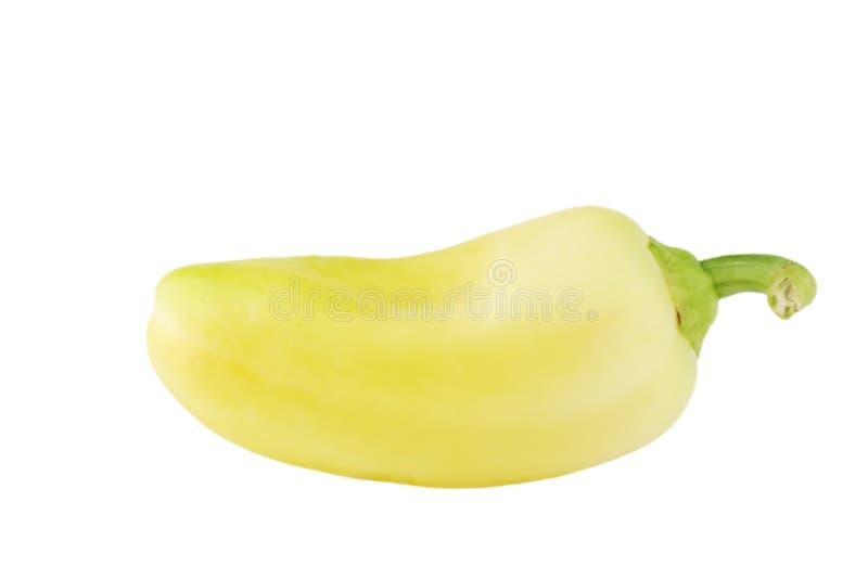 Paprica gialla immagini stock libere da diritti
