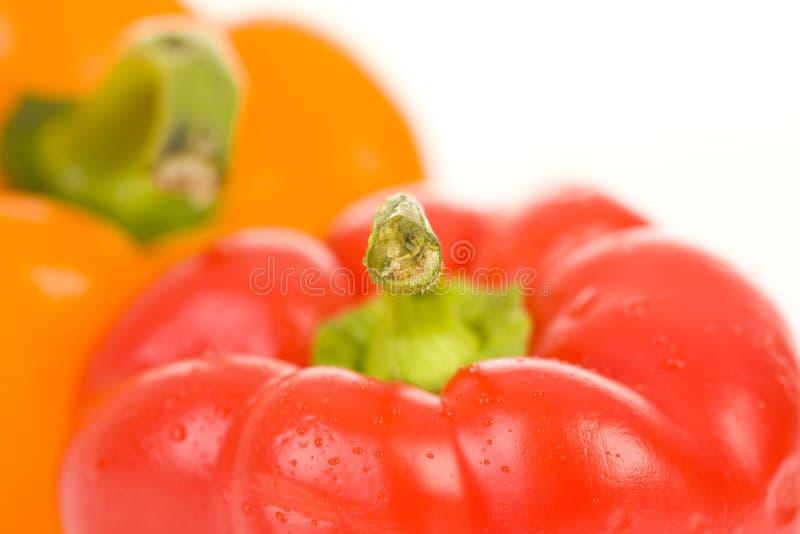 Download Paprika imagem de stock. Imagem de verde, maduro, comer - 12800993