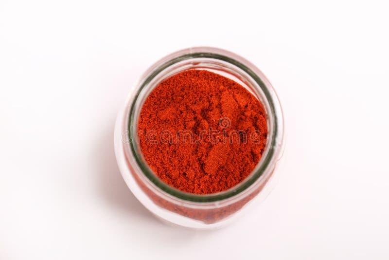 Paprika Powder stockfotos