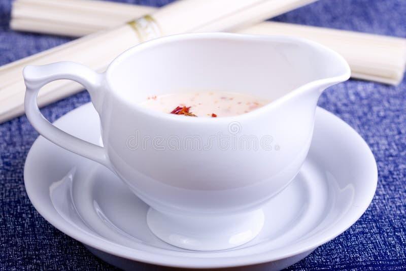 Paprika souce lizenzfreies stockfoto
