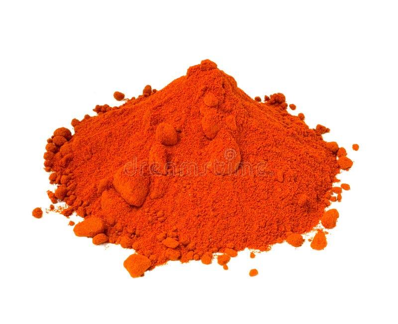 Paprika vermelha imagens de stock royalty free