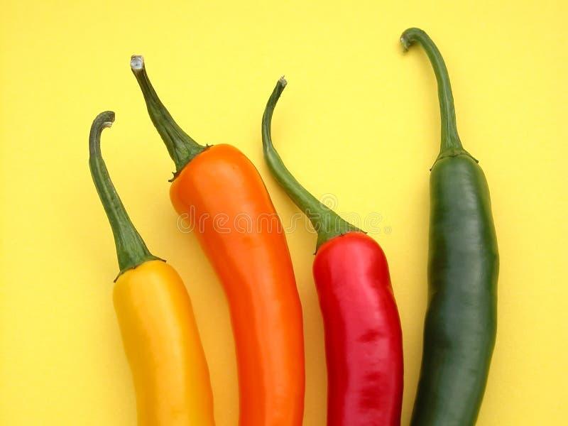 Download Papryka chili obraz stock. Obraz złożonej z gorący, jedzenia - 140781