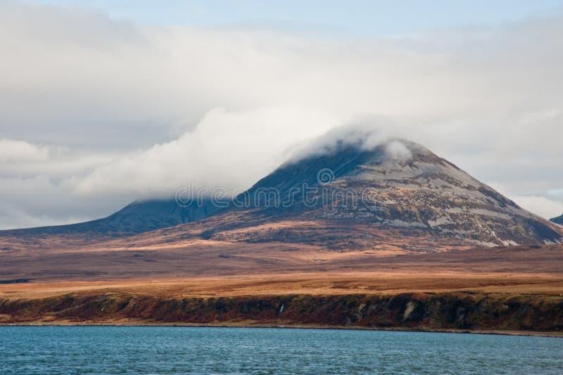 Download Paps of Jura stock photo. Image of water, hebridean, scotland - 13864326