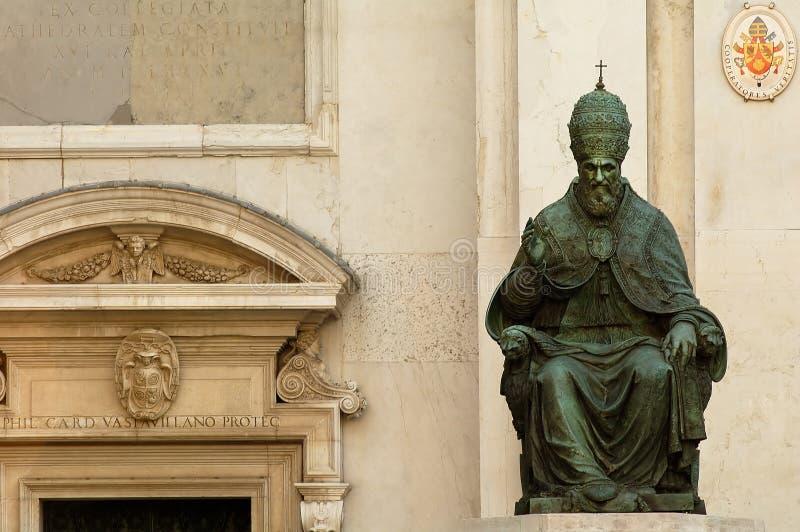 Papst lizenzfreies stockbild