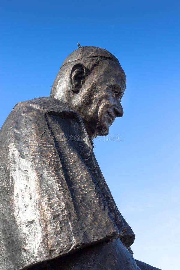 Papst Johannes XIII. stockfotografie