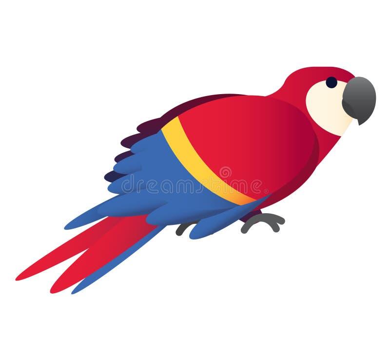 Papuga co są ty widziisz? ilustracji