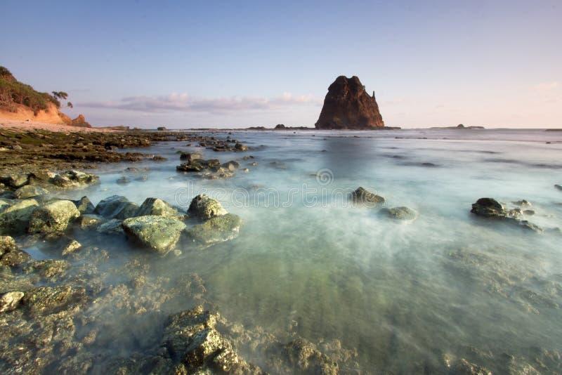 Papuma Beach stock images